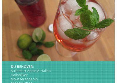 Recept Kullamust Spritz