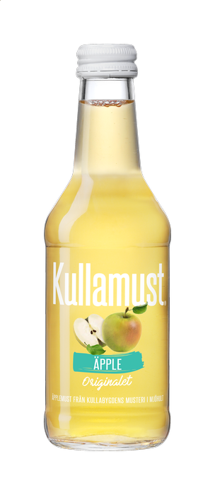 Kullamust Äpple 250ml