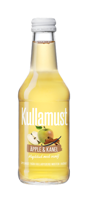 Kullamust Äpple & Kanel 250ml