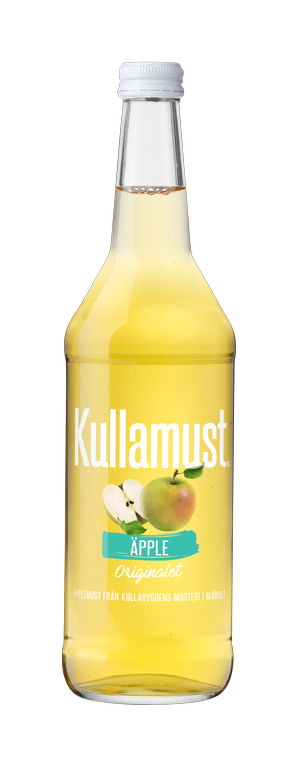 Kullamust Äpple 630ml