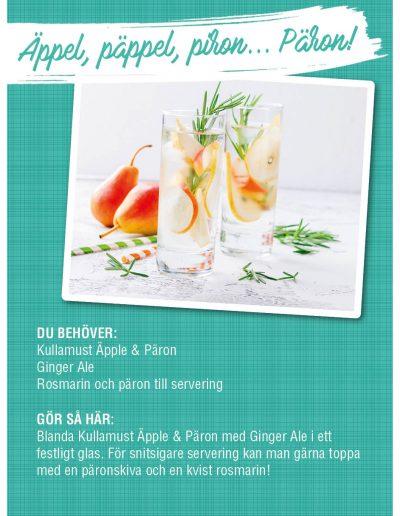 Päron & Ginger Ale
