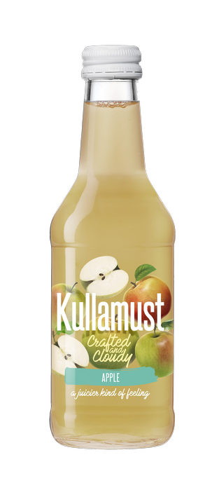 Kullamust Crafted & Cloudy Apple 250ml